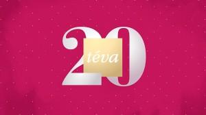 TEVA 20 ANS - LOGO FIN
